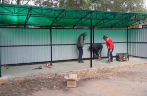 В Лихославле появятся новые современные контейнерные площадки