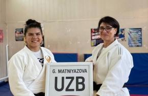 Лихославльскую спортивную школу посетила участница Олимпийских игр в Рио-де-Жанейро и в Токио, чемпионка Азии по дзюдо