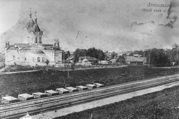 лихославль фото города