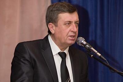 Глава Лихославльского района В. В. Гайденков. Фото: lixoslavl.ru