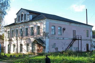 Карельский национальный краеведческий музей города Лихославля. Фото: russiantowns.livejournal.com