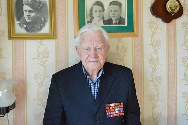 Николай Алексеевич Владимиров. Фото: 69.mvd.ru