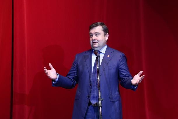 Губернатор Тверской области Андрей Шевелев. Фото: Юрий Сурин, jury-tver.livejournal.com