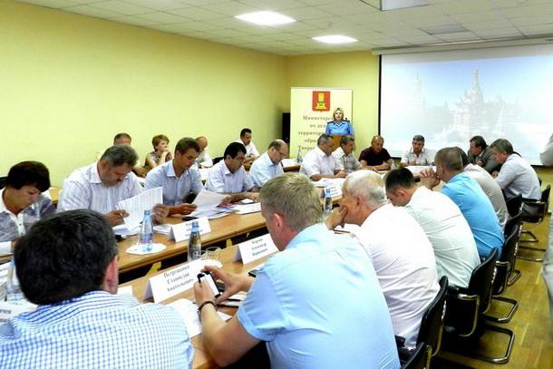 Семинар-совещание в Лихославле. Фото: Наталья Горячева, tverlife.ru