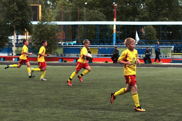 Футбольный клуб «Лихославль» 2001-2002 г.г. Фото: vk.com/club36120585