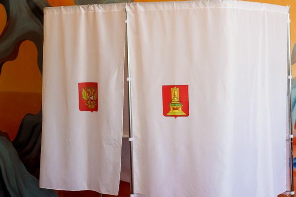 Кабинки для голосования. Фото: 360tver.ru