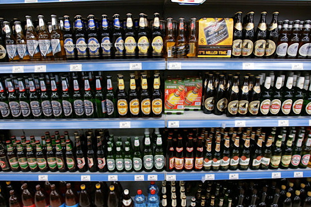 В Тверской области могут запретить продажу пива после 21:00. Фото: mybb.ru