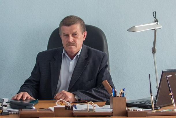 Глава администрации Спировского района Виталий Шишков. Фото: Павел Макаров, vedtver.ru