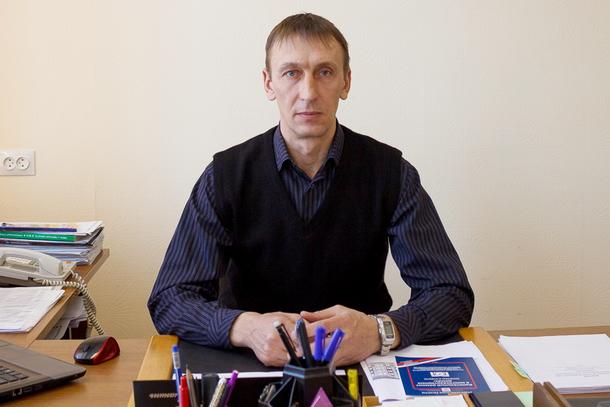 Глава администрации городского поселения поселок Калашниково Валерий Викторович Ларин. Фото: 360tver.ru