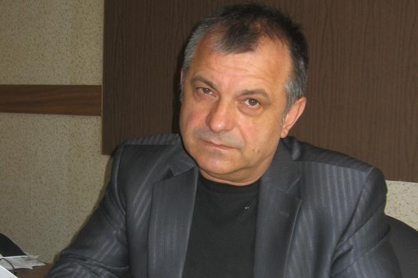 Заместитель главы администрации района Андрей Борисович Саламатов. Фото: lihoslavl69.ru