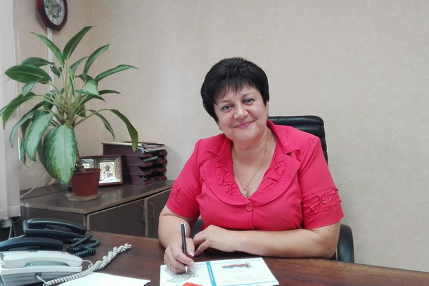 Н. Н. Виноградова, Глава Лихославльского района