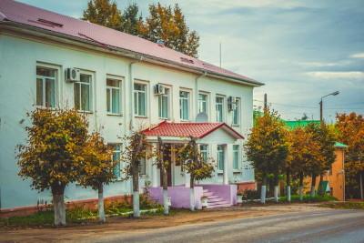 Администрация Максатихинского района. Фото: maksatiha-adm.ru