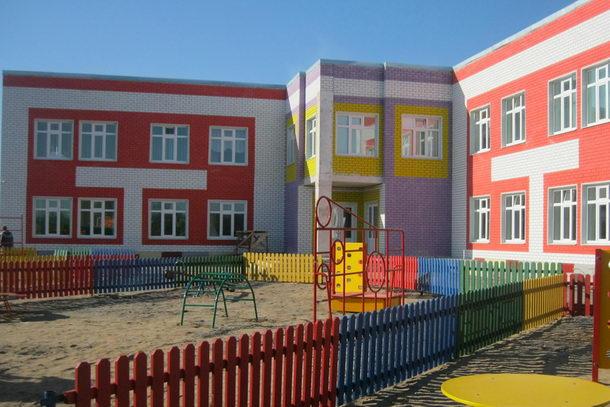 Новый современный детский сад в Лихославле. Фото: Юлия Новикова