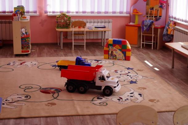 Новый современный детский сад в Лихославле. Фото: Мария Коршунова