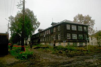 В народе этот дом называется «Париж». Фото: 360Тверь.ру / Калашниково.ру