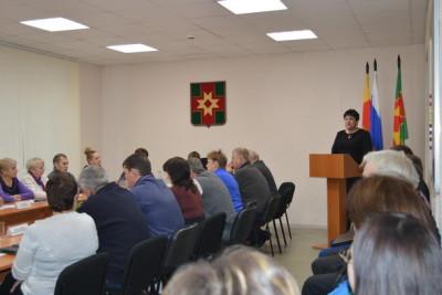 Заседание Собрания депутатов Лихославльского района пятого созыва. Фото: lihoslavl69.ru