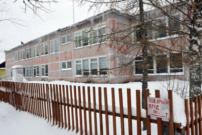 Школа в поселке Красное Знамя. Фото: region.tver.ru