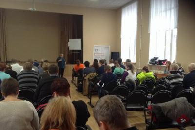 На курсах повышения квалификации. Фото: lihoslavl69.ru