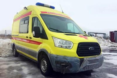 Новый автомобиль «Скорой помощи». Фото: region.tver.ru