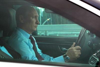 Владимир Путин. Фото: Полит.ру