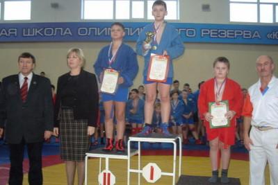 Бебешко Андрей — 3 место в весе до 50 кг