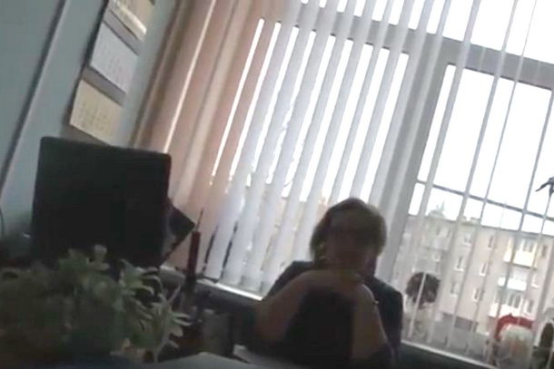 Скриншот видеозаписи