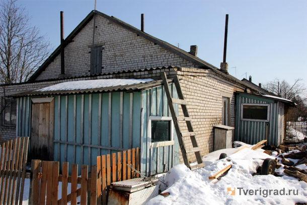 Дом, в котором все произошло. Фото: tverigrad.ru