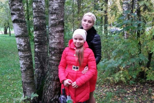 Светлана с дочерью Викой. Фото: tvernews.ru