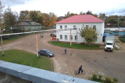 Поселок Калашниково, улица Ленина Фото: Watson Rock