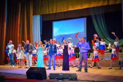 Празднование Дня Лихославльского района. Фото: Владимир Ознобихин
