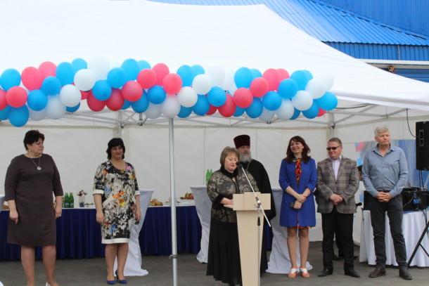 Открытие нового цеха ООО «Мармеладная сказка». Фото: Юлия Новикова