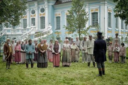 В Торжке прошли съемки исторического сериала для «Первого канала»