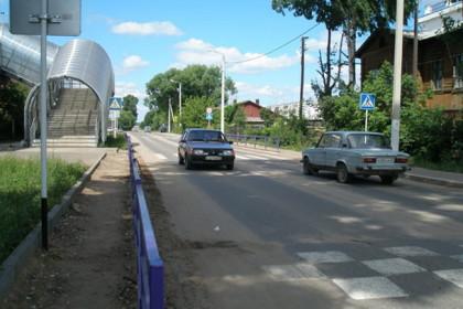 Улица Лихославльская города Лихославля. Фото: dor-dozor.ru