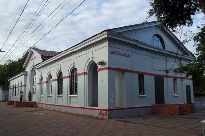 Железнодорожный вокзал в Лихославле. Фото: railwayz.info