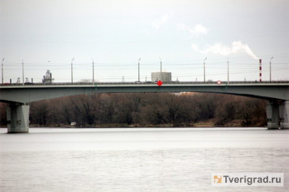 Восточный мост через Волгу в Твери. Фото: tverigrad.ru