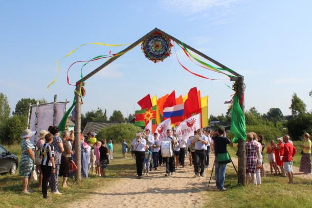 III фестиваль карельского пирога «Калитка», 19 августа 2017. Фото: Юлия Новикова