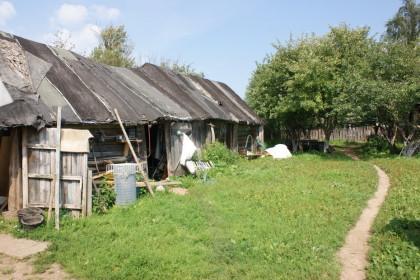Нелегальный детский лагерь в деревне Старое Торжокского района. Фото: СК России по Тверской области