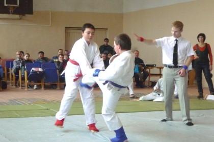 Соревнования по джиу-джитсу в поселке Калашниково. Фото: 360tver.ru