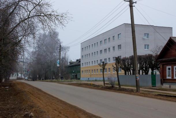 Улица Ленина, п.Калашниково. Фото: 360tver.ru