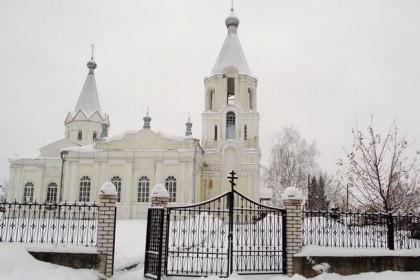 Лихославль. Церковь Успения Пресвятой Богородицы
