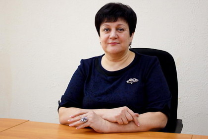 Глава Лихославльского района Наталья Виноградова. Фото: 360tver.ru