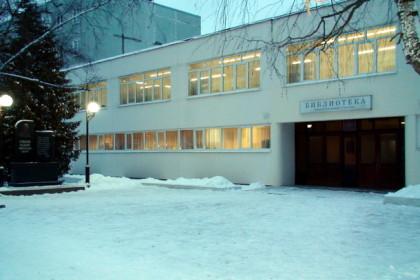 Лихославльская библиотека имени В.Соколова