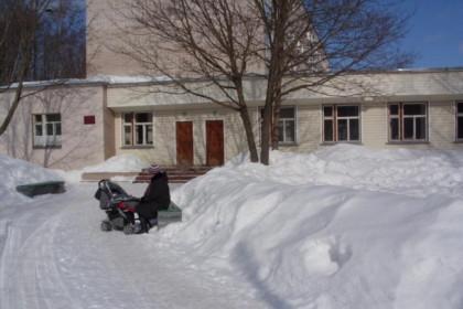 Детско-женская консультация в Лихославле. Фото: lihoslavl.tverlib.ru