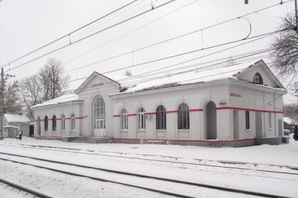 Ж/д вокзал в Лихославле. Фото: nord-ursus.livejournal.com