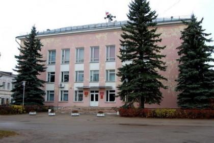 Здание администрации Спировского района. Фото: livejournal.com