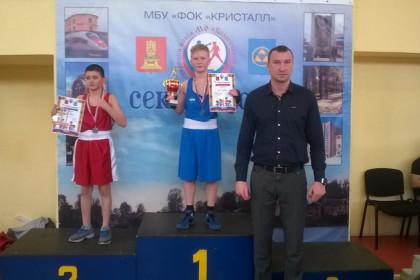 Тиханов Сергей – 1 место. Фото: lihoslavl69.ru