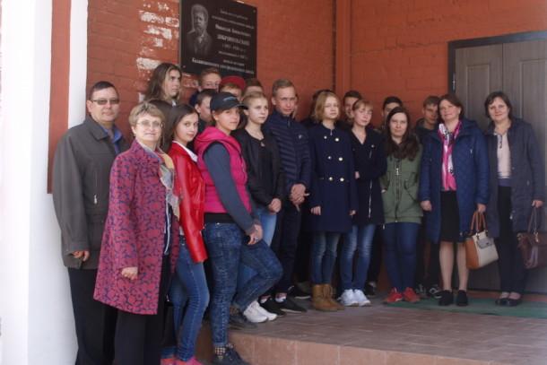 Калашниковский электроламповый завод знакомит школьников Лихославльского района с технологией и производством