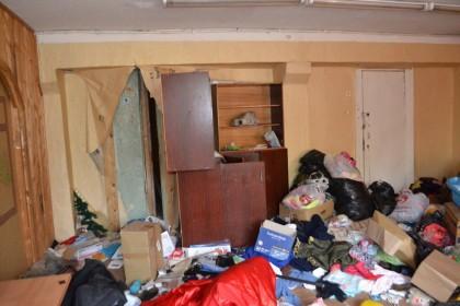 В Лихославле неизвестные преступники разгромили и ограбили офис благотворительной организации «Добродетель». Фото: МОО «Добродетель»