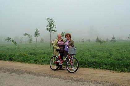 Лихославльский район присоединился к Всероссийской акции «На работу на велосипеде». Фото: lihoslavl69.ru