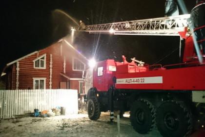 Пожарный автомобиль ПСЧ-38